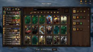 Thronebreaker gwent deck
