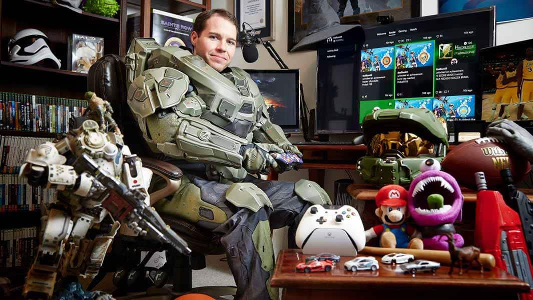 Highest Xbox Gamerscore