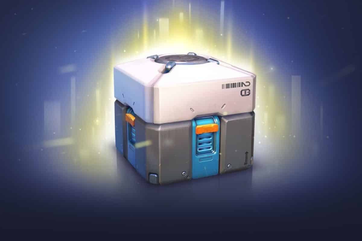 Loot Box Gambling Addiction