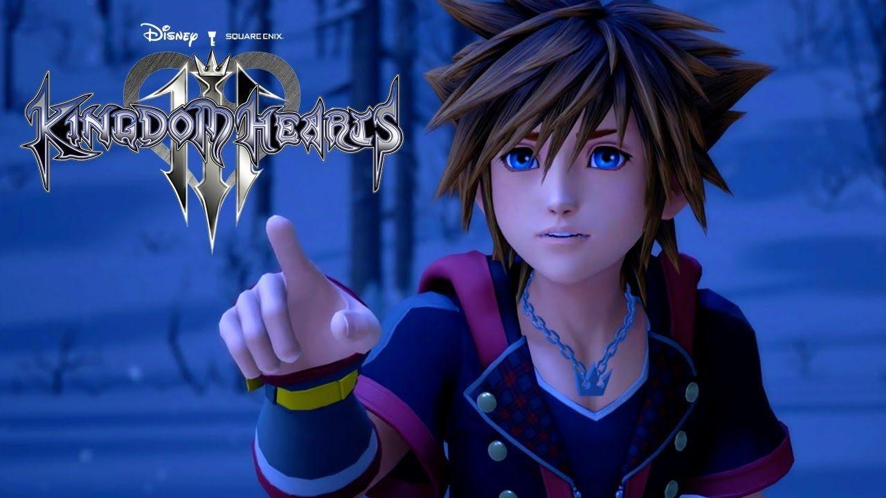 Kingdom Hearts III Development Is Finally Done