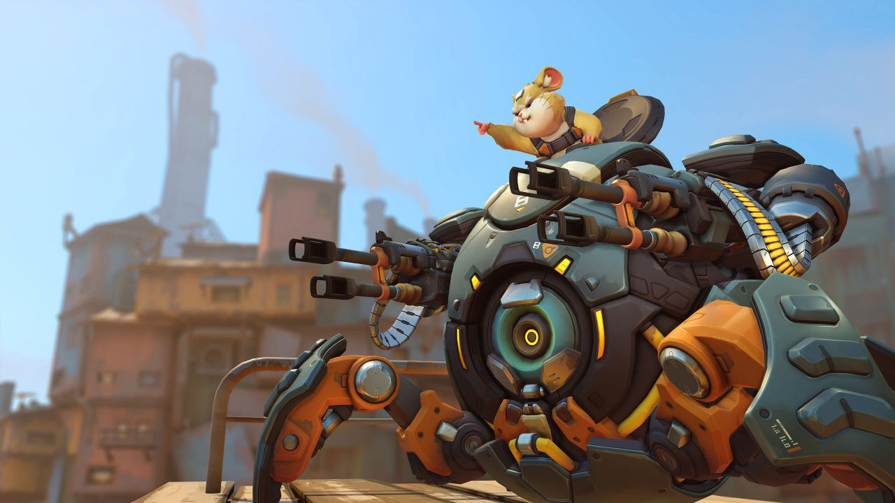 Overwatch Goes Free For A Week Next Week