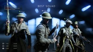 Battlefield V best squad