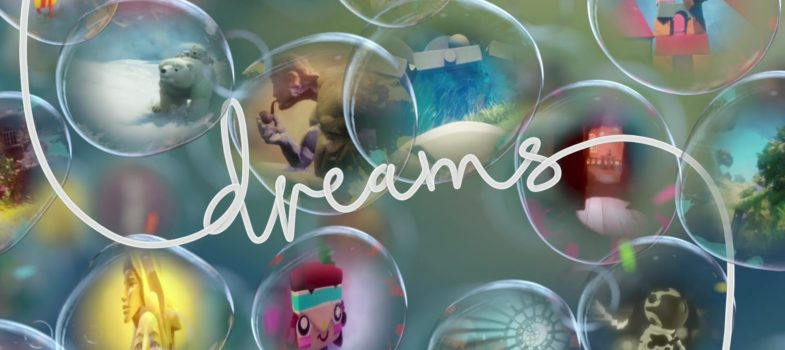 """PS4 Exclusive """"Dreams"""" Release Date Announced After Seven Years in Development"""