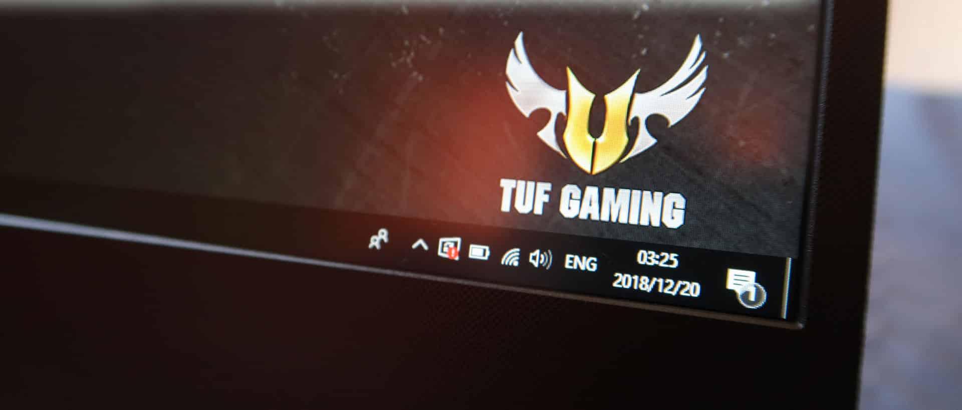 ASUS TUF FX505GE Review