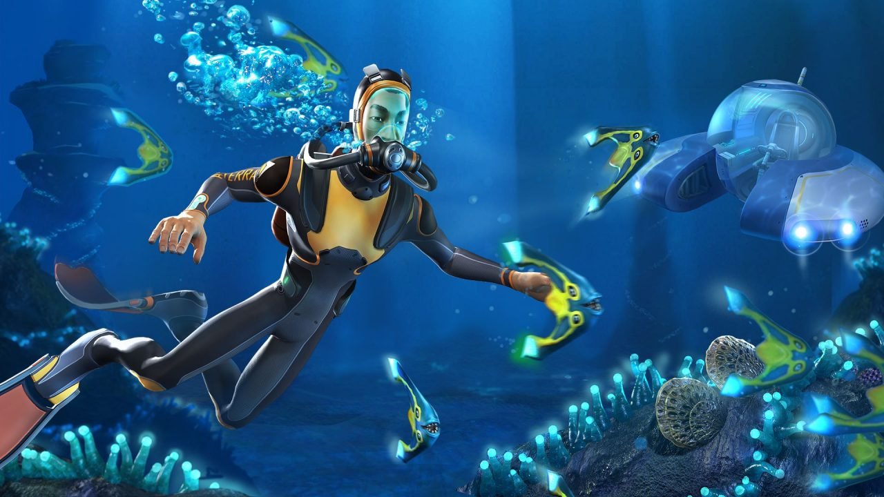Grab The Awesome Subnautica For Free Right Now