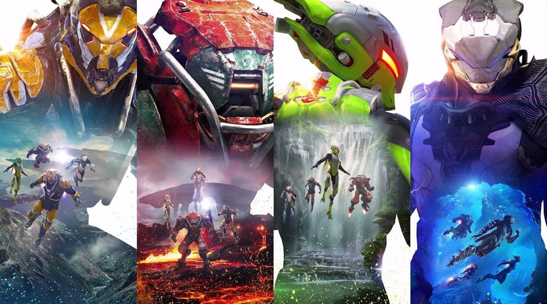 Anthem development