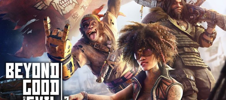 "Beyond Good and Evil 2 Could Have a ""Major Impact on Video Games"" According to Ubisoft"