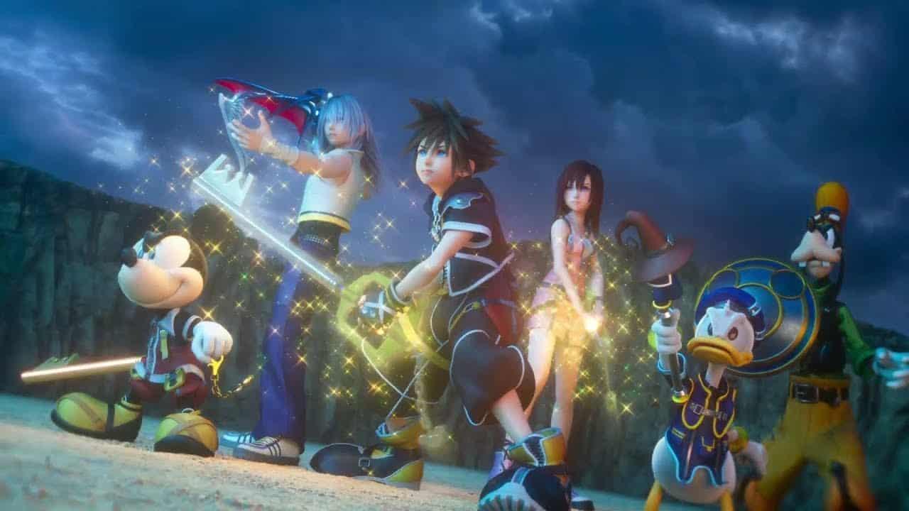 Kingdom Hearts III Leaked