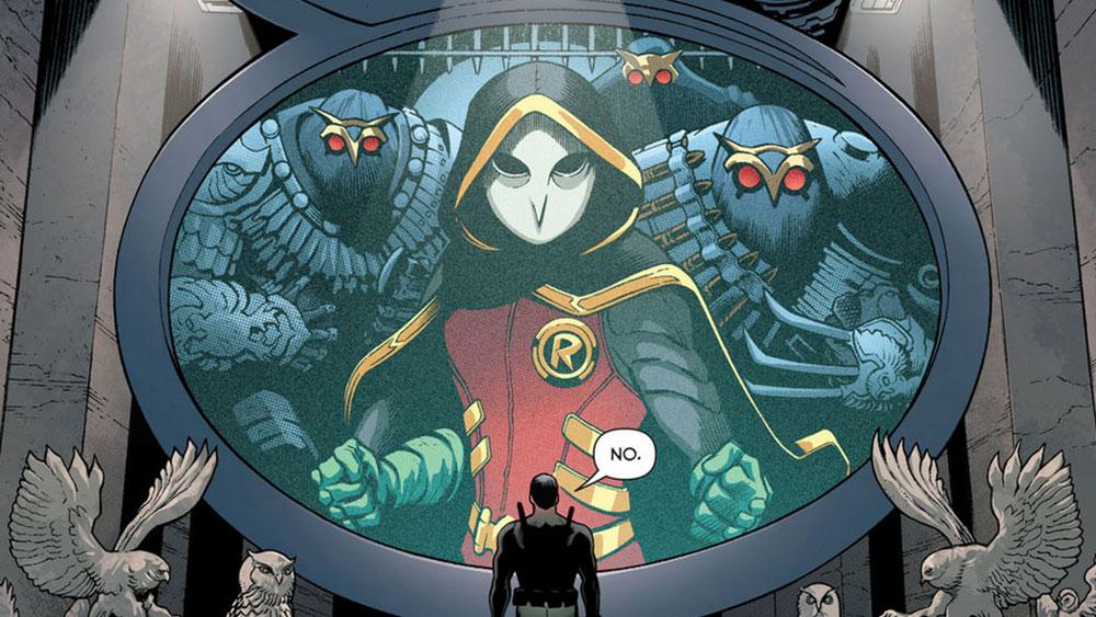 Batman: Court of Owls