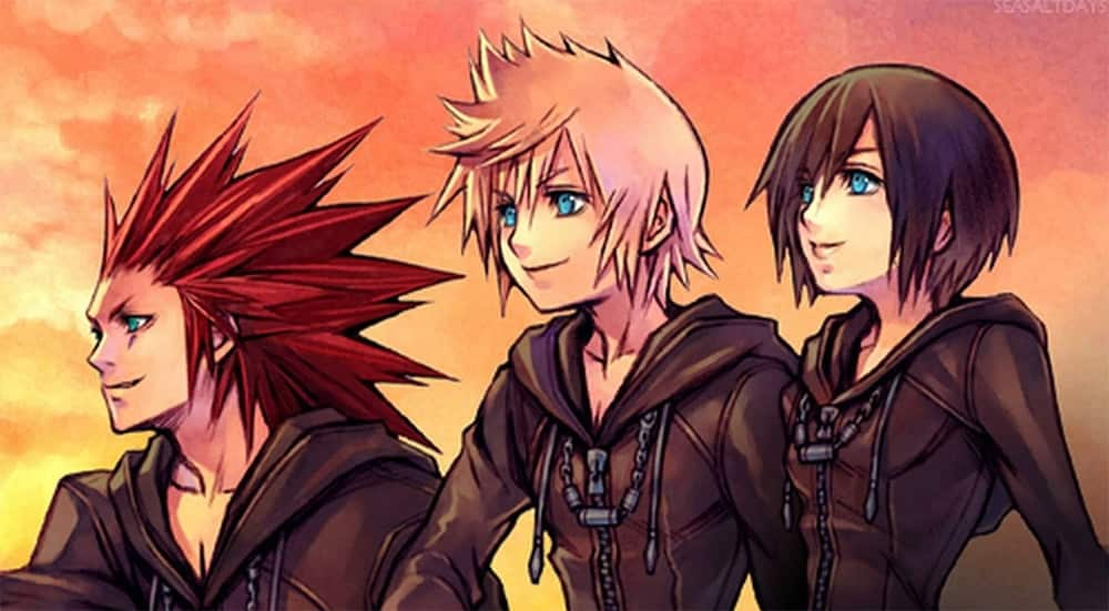 Kingdom Hearts Story