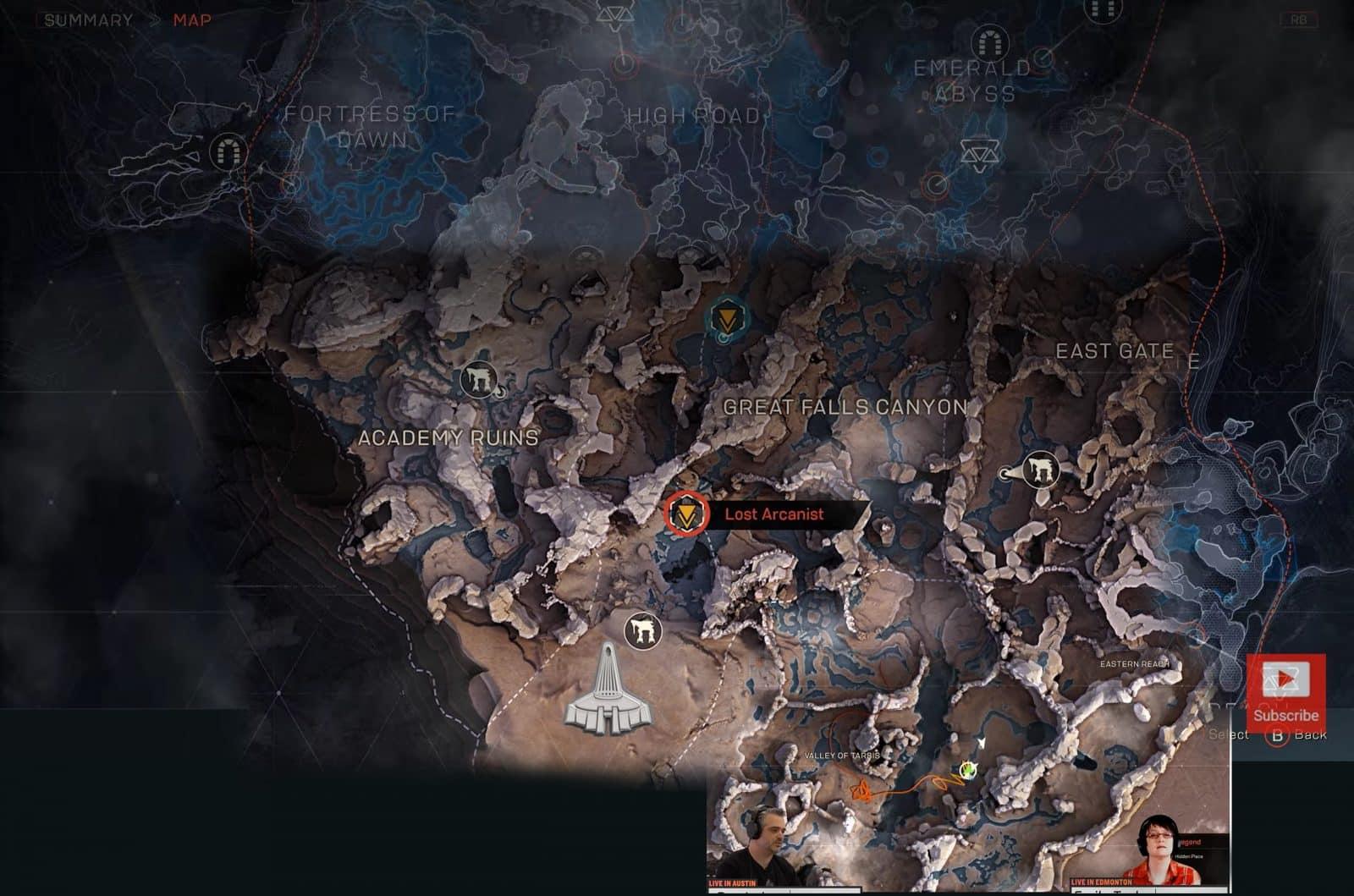 Anthem Map Size