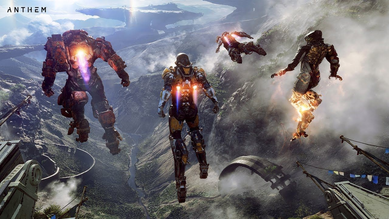 Anthem System Requirements