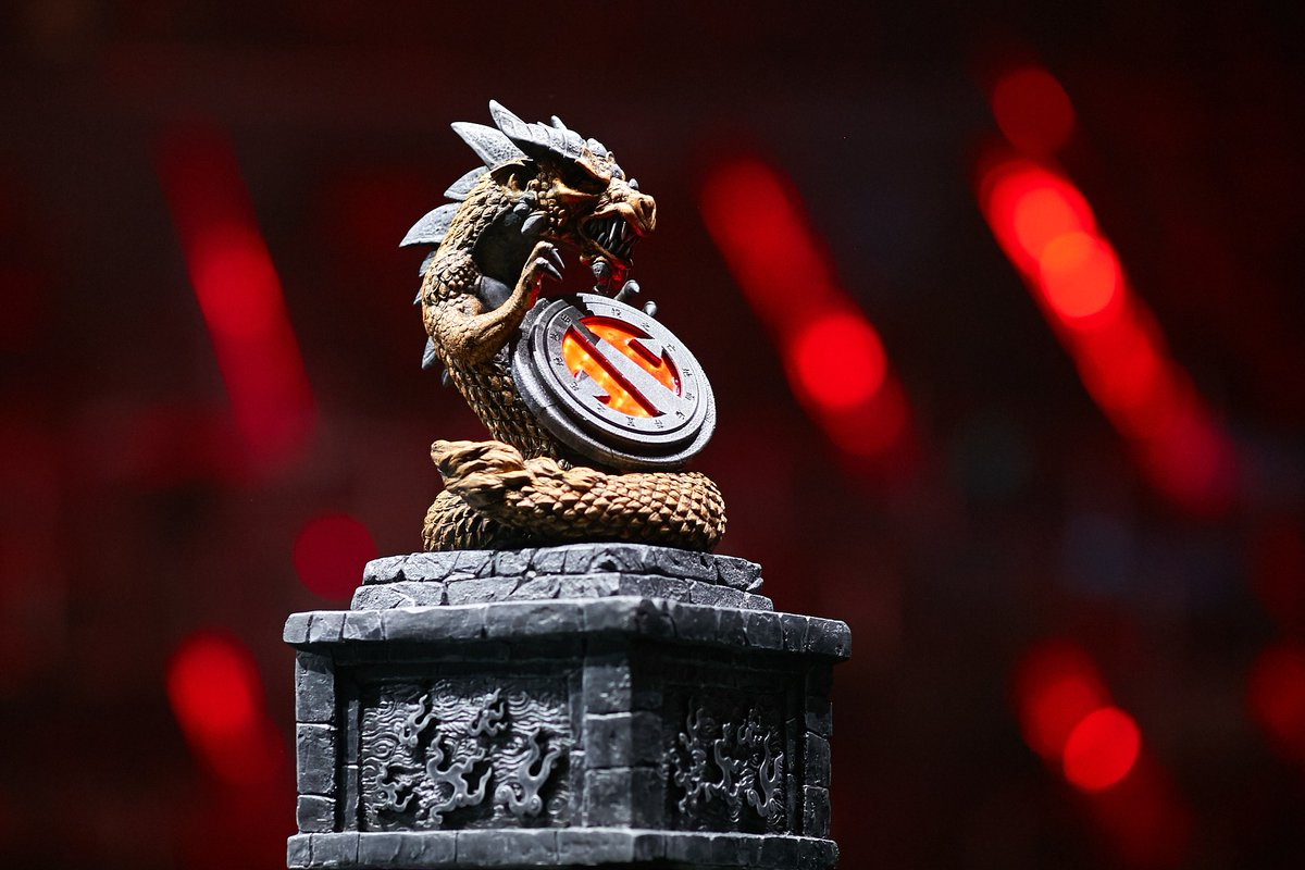 Chongqing Major Champions