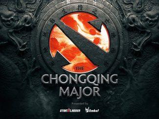 Chongqing Major playoffs