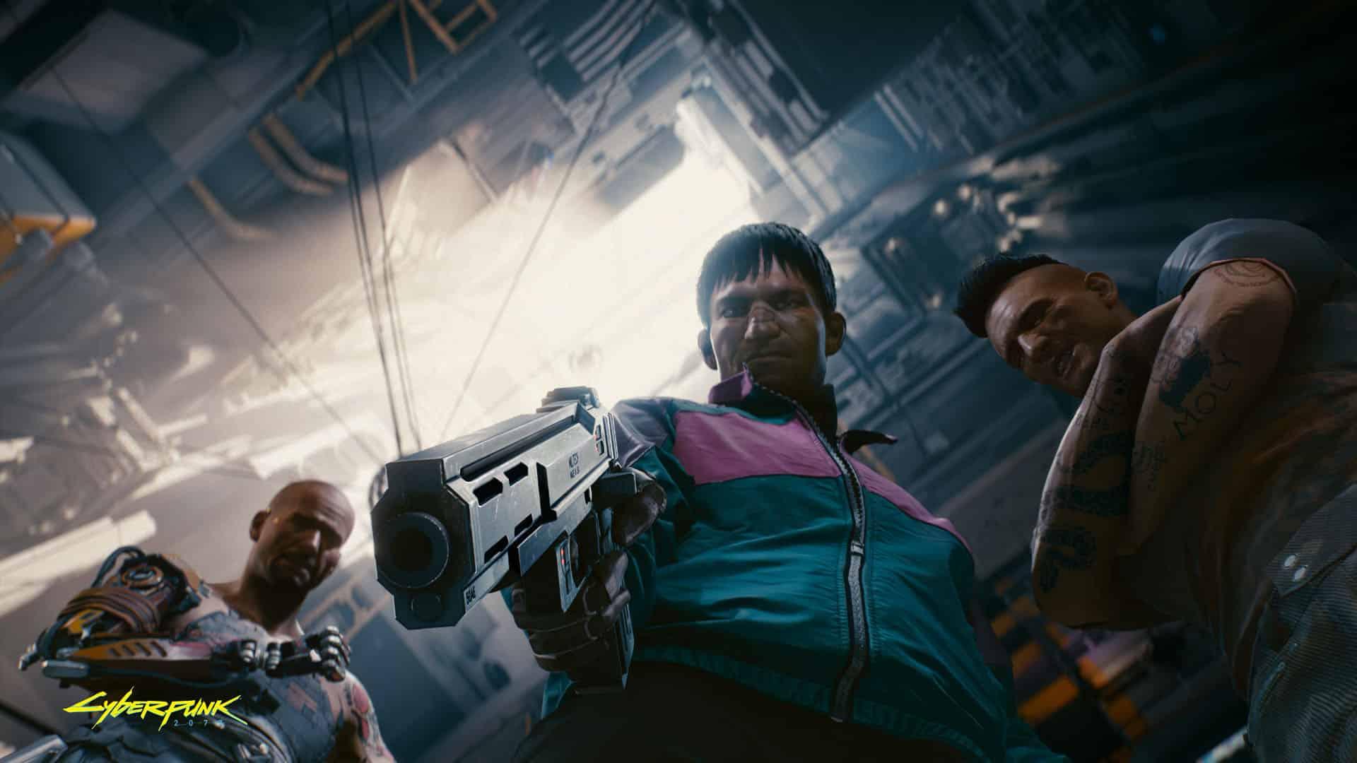 Cyberpunk 2077 cd projekt red first person cutscenes