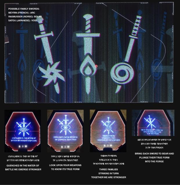 Destiny 2 Puzzle