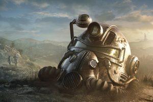 Fallout 76 TV Show Amazon Studios toilet paper COVID-19