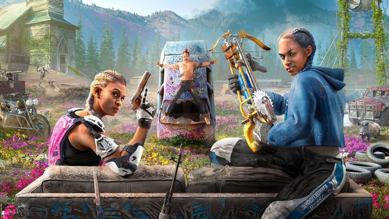 Far Cry New Dawn System Requirements Detailed Including 4K 60FPS Specs
