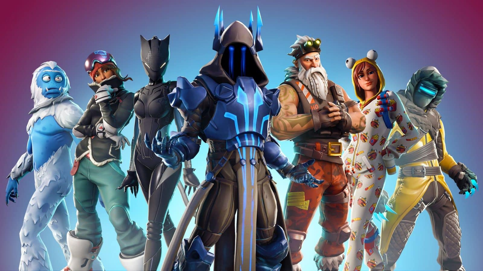 Fortnite Account Merger