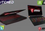 MSI RTX Gaming Laptop