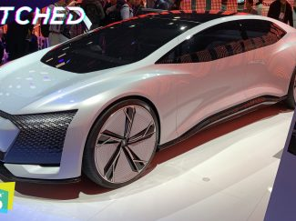CES 2019 Smart Cars
