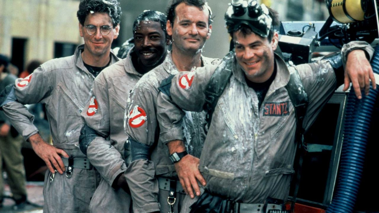 A Ghostbusters Revival Is In The Works