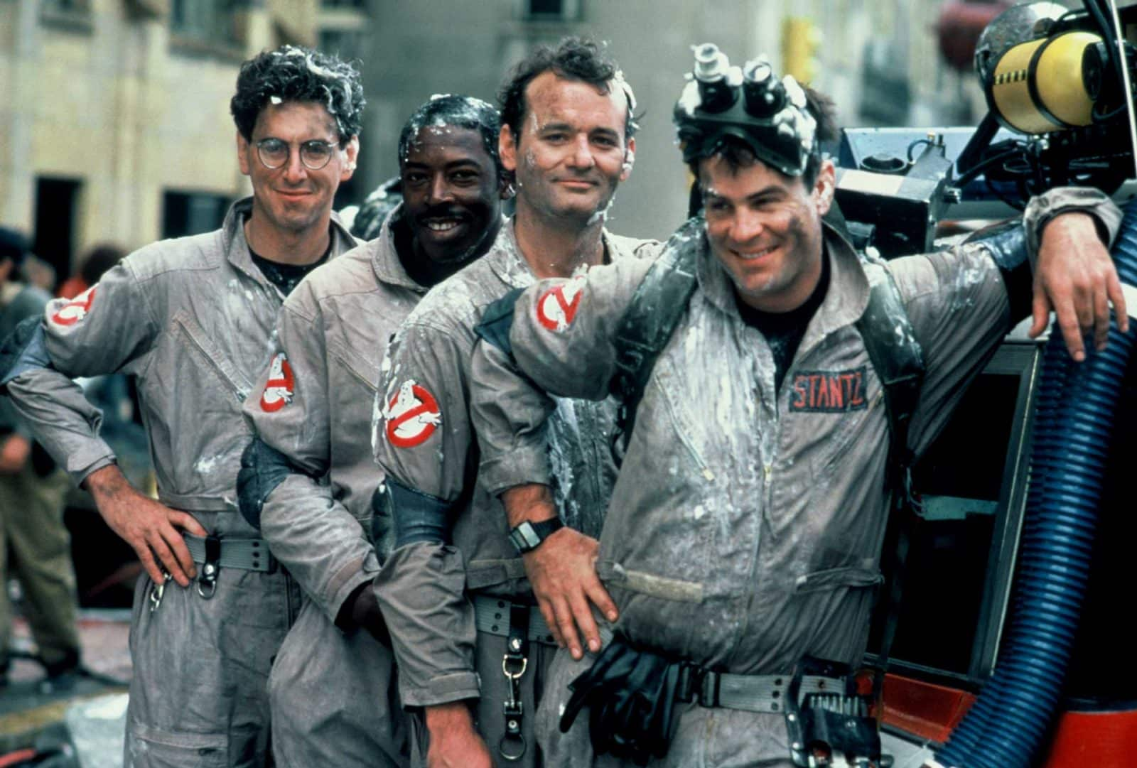 Ghostbusters Revival
