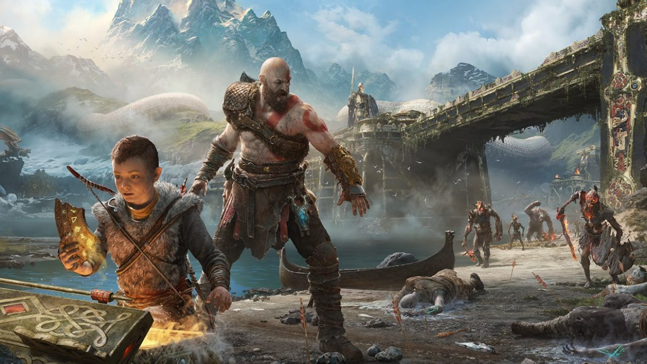 Sony Gives Away Special Avatar To God of War Platinum Trophy Owners