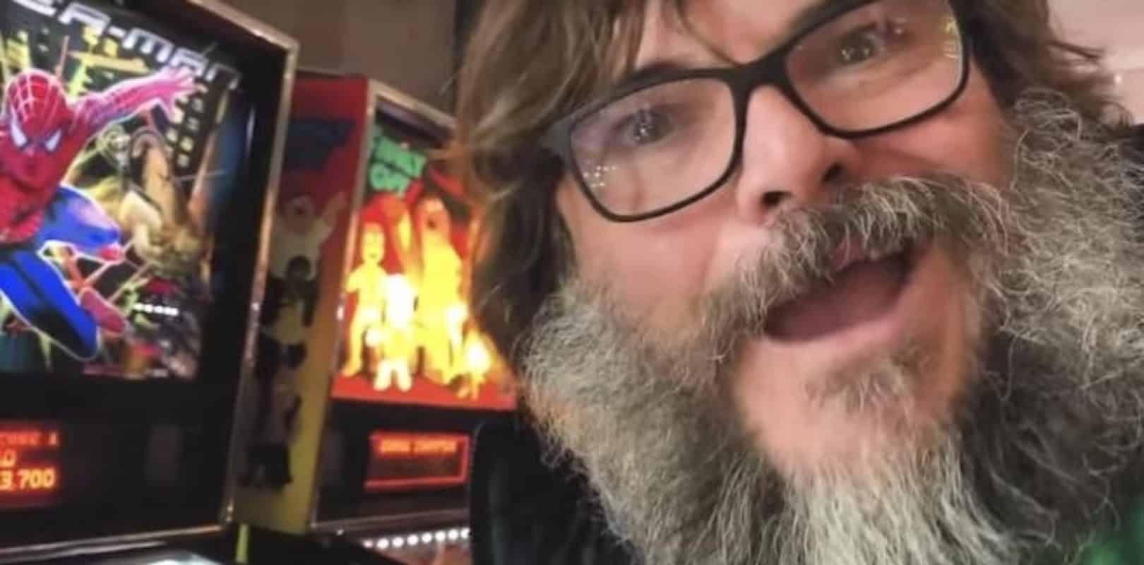 Jack Black Started A Youtube Gaming Channel And It Rocks Glitched Wiring Kit Subnautica