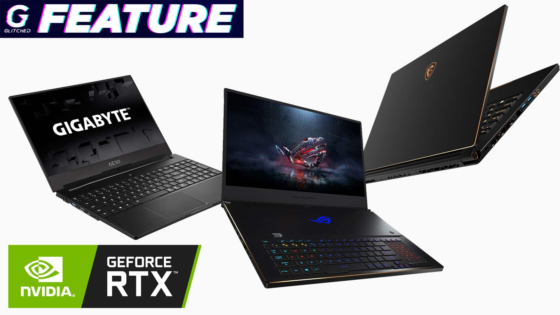 RTX Gaming Laptops South Africa