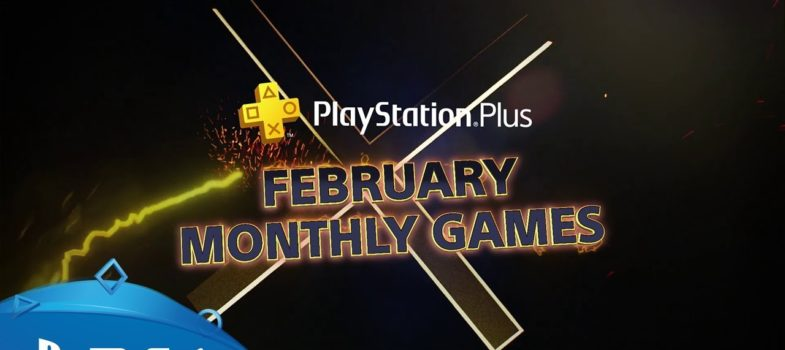 PlayStation Plus February Lineup Revealed & Cloud Storage Space Increased
