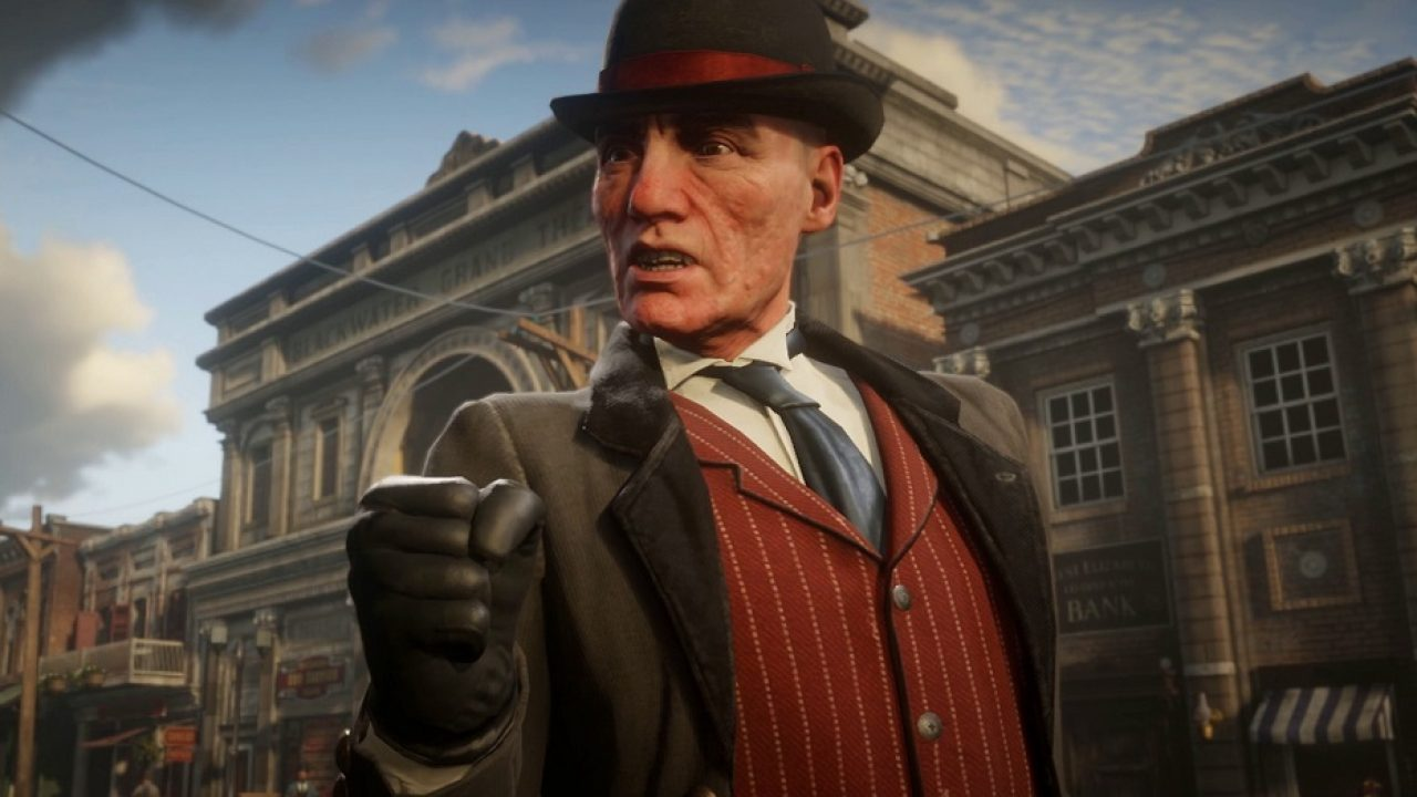 A Legal Battle Ensues Due To Red Dead Redemption 2 Pinkertons