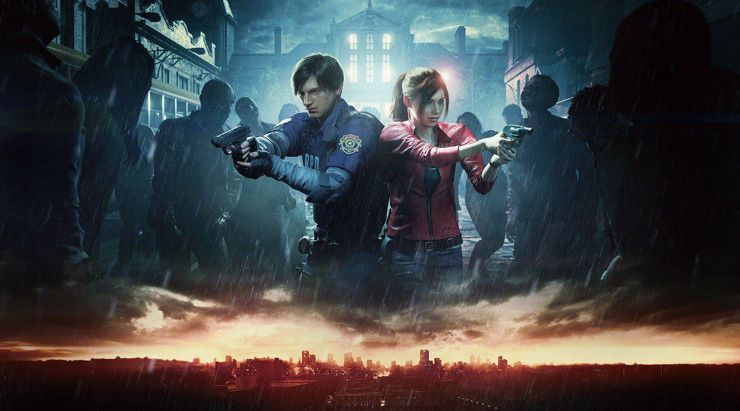 Resident Evil 2 demo