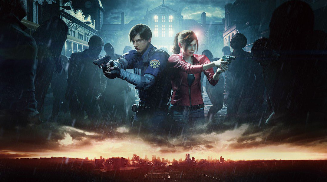 Resident Evil 2 free