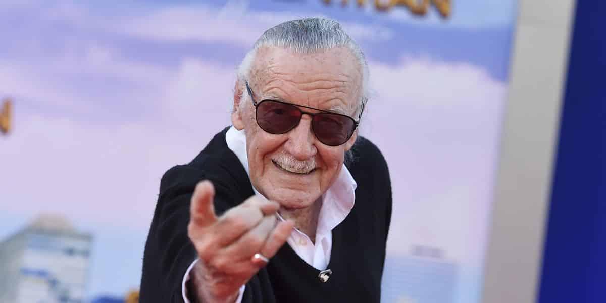 Stan Lee Way