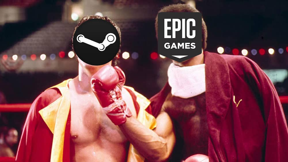 Steam and Epic