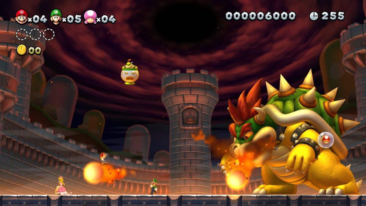 New Super Mario Bros U Deluxe Review