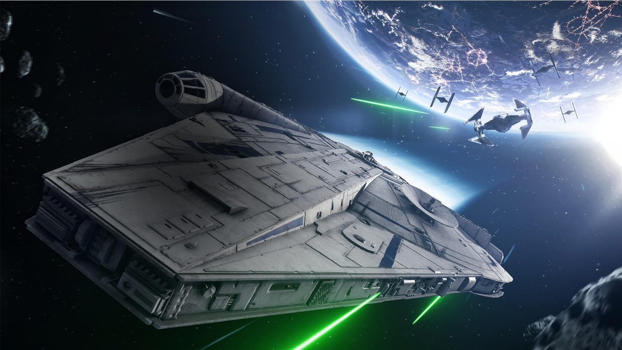 EA Cancels Yet Another Open-World Star Wars Game