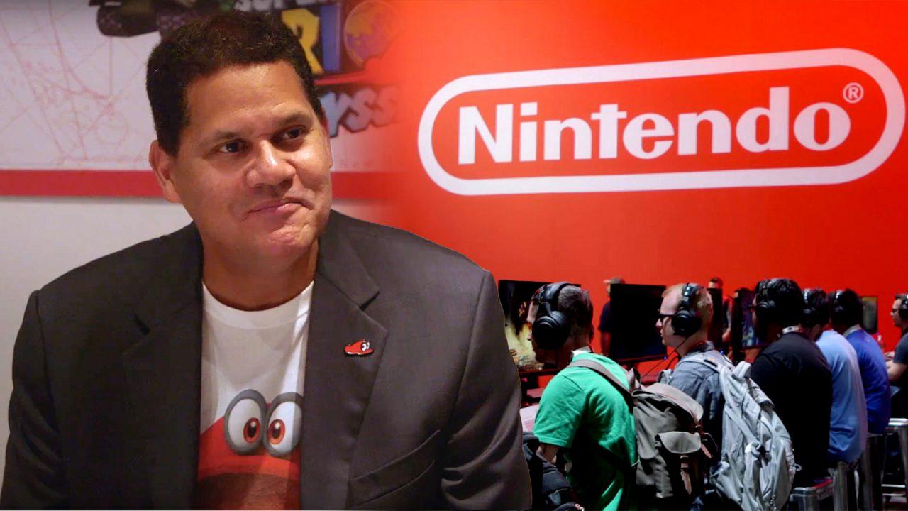 President of Nintendo America Reggie Fils-Aime Retires