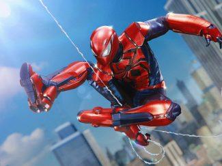 Marvel's Spider-Man Platinum Trophy