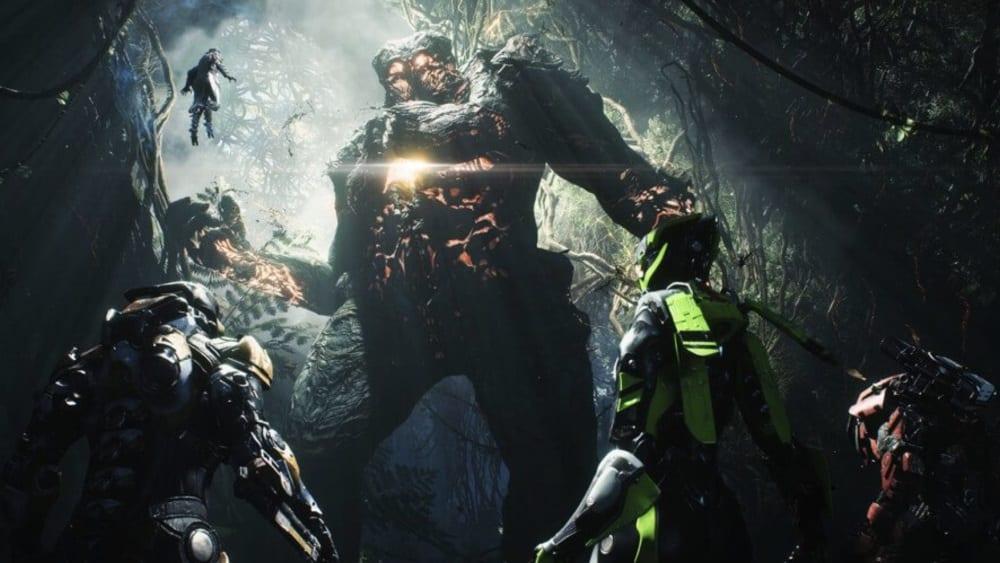 Anthem EA Access Origin Access Electronic Arts BioWare