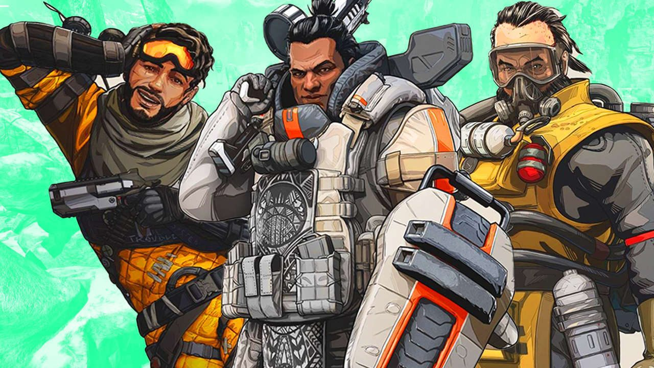 Over 16 000 Apex Legends Cheaters Have Been Banned So Far