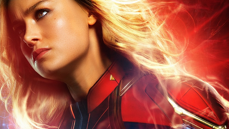 Captain Marvel Review Bombing