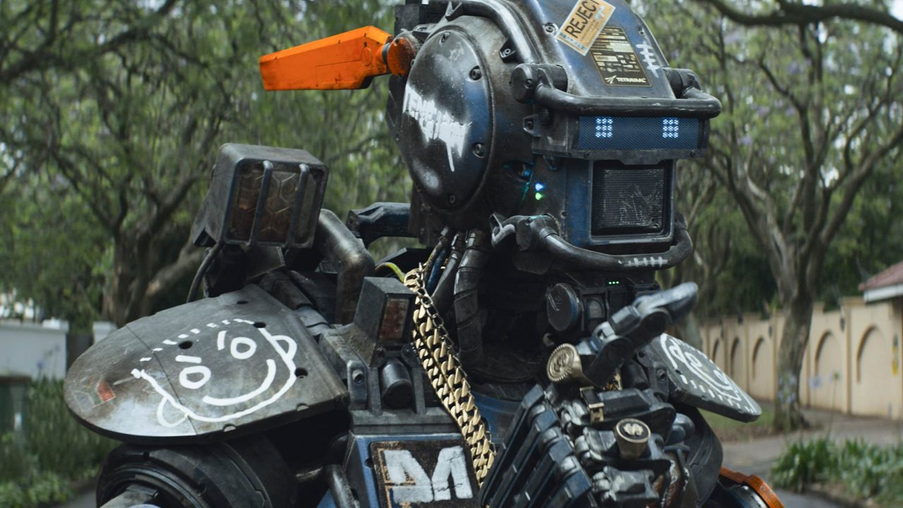 South African Created Chappie in Apex Legends Could Happen
