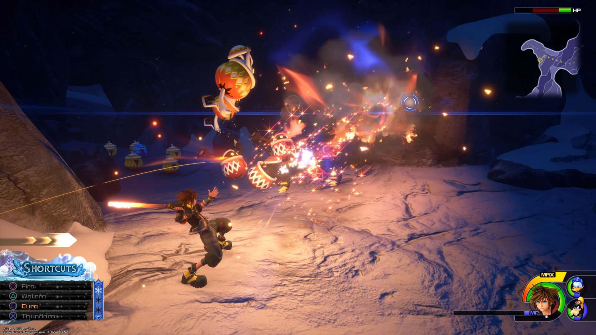 Kingdom Hearts 3 Review