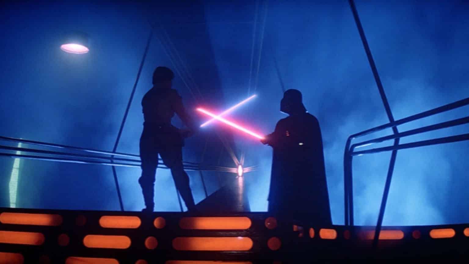 Lightsaber Duelling