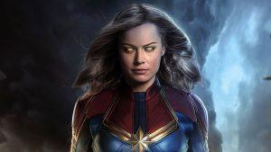 New Captain Marvel TV Spot