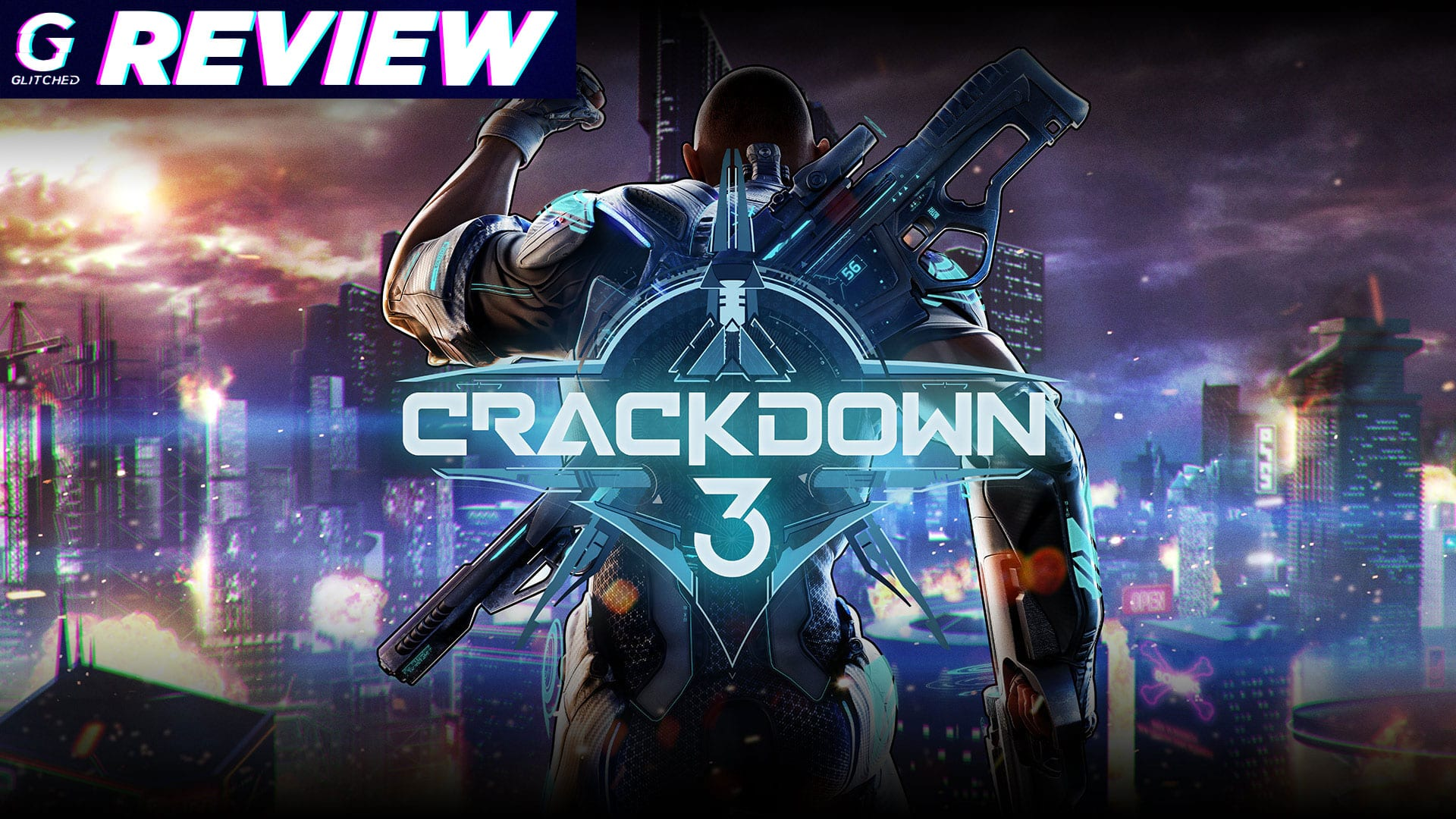 Afholte Crackdown 3 Campaign Review: Of Power And Mediocrity KV-98