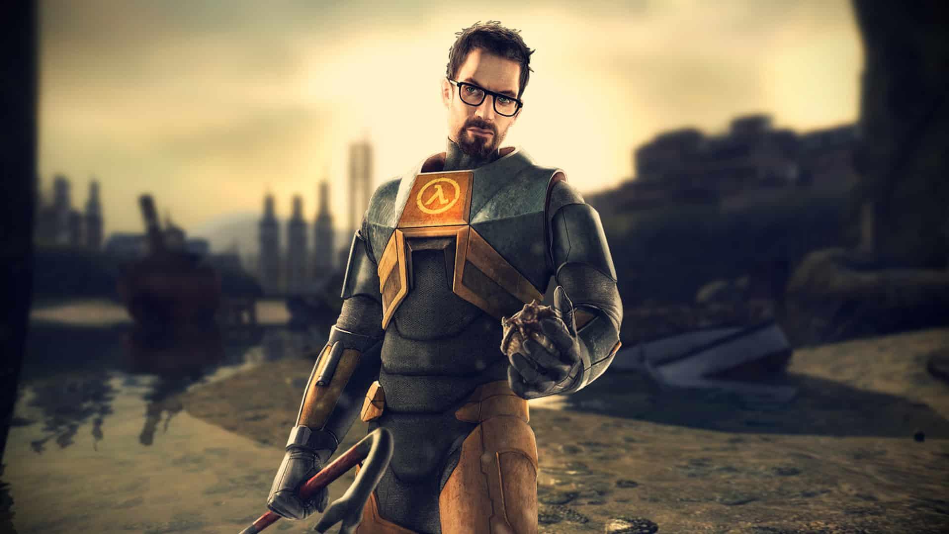 Half-Life update Valve Steam Half-Life 3