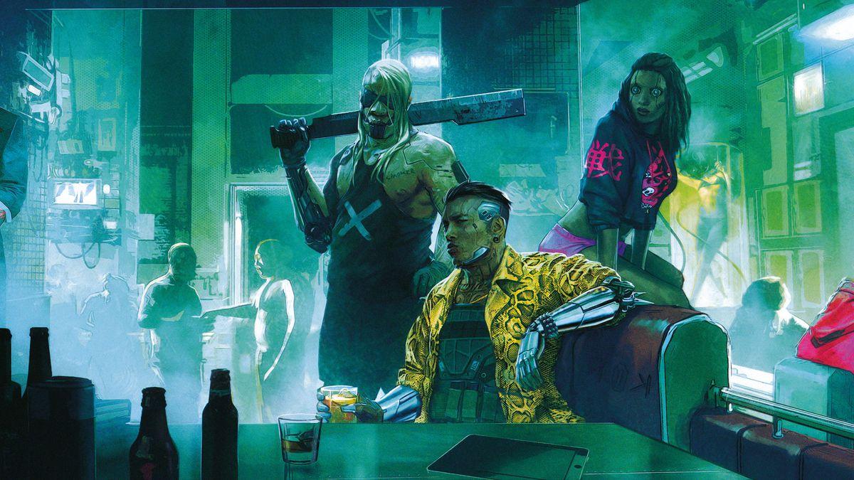 Cyberpunk 2077 quests
